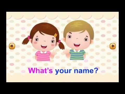 Hello Felix | Full Unit 1 What's your name - Learning english for kids