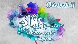 WYMIENIŁAM KOTA XD  ⭐ Brigitte Burton chce zostać magiem ⭐ - The Sims 1 #5