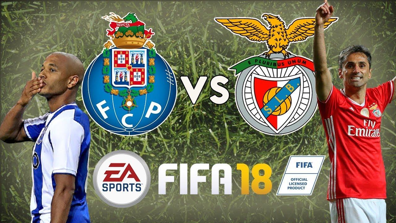 Porto Benfica 2017