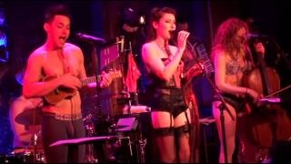 Repeat youtube video The Skivvies and Robyn Adele Anderson - (You Shook Me) All Night Long