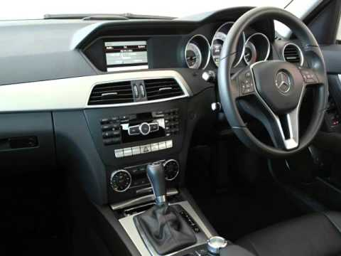 2012 Mercedes Benz C Class C200 Avantgarde A T Auto For