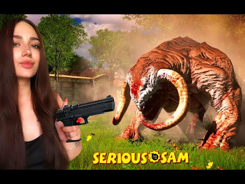 Serious Sam 4 Deluxe Edition - The Package omgNice  