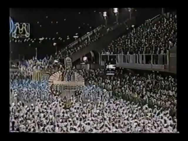 GRES Tradição 1987 - Sonhos de Natal - Desfile Completo