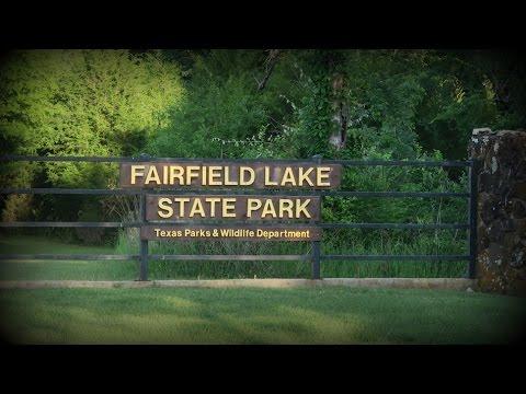 Fairfield Lake State Park April 2017