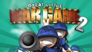 Great Little War Game 2 - Мини войны 2  на Android ( Review)