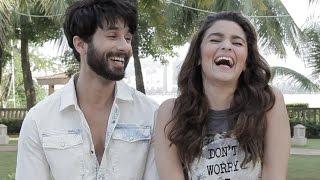 Shaandaar Exclusive | Alia Bhatt & Shahid Kapoor Get Candid