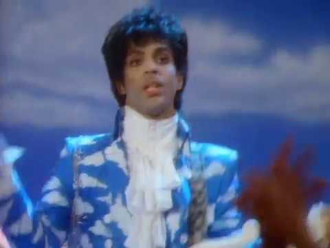 Prince & The Revolution - Raspberry Beret (Official Music Video)