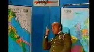 Limitati Ntw-Il Generale Fulmini in alta uniforme.By Mordino