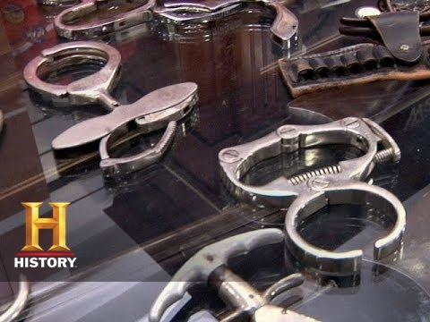 Best of Pawn Stars: Vintage Handcuff Collection | History