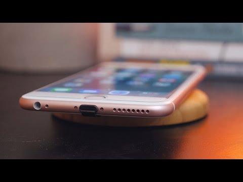 Wireless Charging iPhone!?