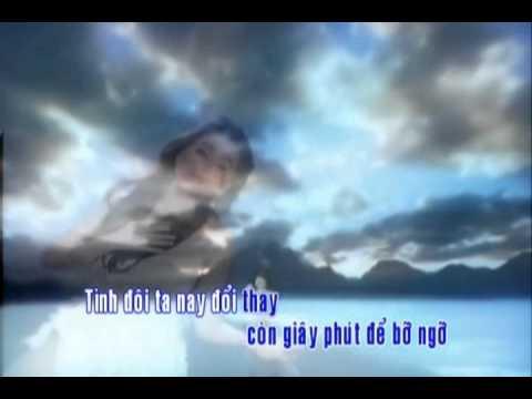 Áng Mây Buồn - Cẩm Ly - [Karaoke]