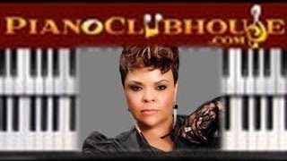 """♫ How to play """"I CAN ONLY IMAGINE"""" by Tamela Mann (piano tutorial lesson)"""