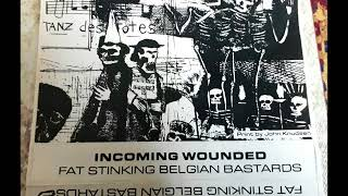 Incoming Wounded-Fat Stinking Belgian Bastards-Demo Tape 199?