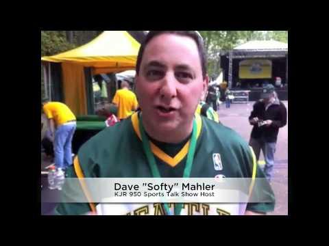 """""""Softy"""" KJR 950 Sports Talk Host #GiveScottAShot Supporter"""