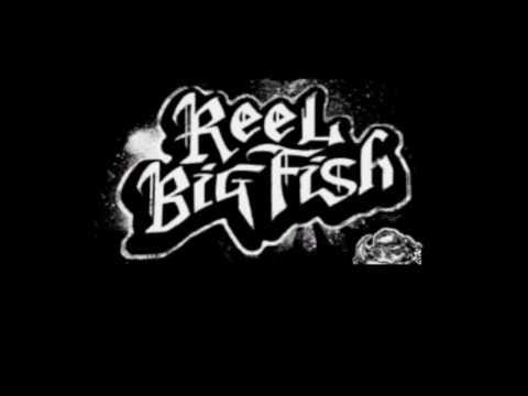 REEL BIG FISH - She Has A Girlfriend Now (KARAOKE)