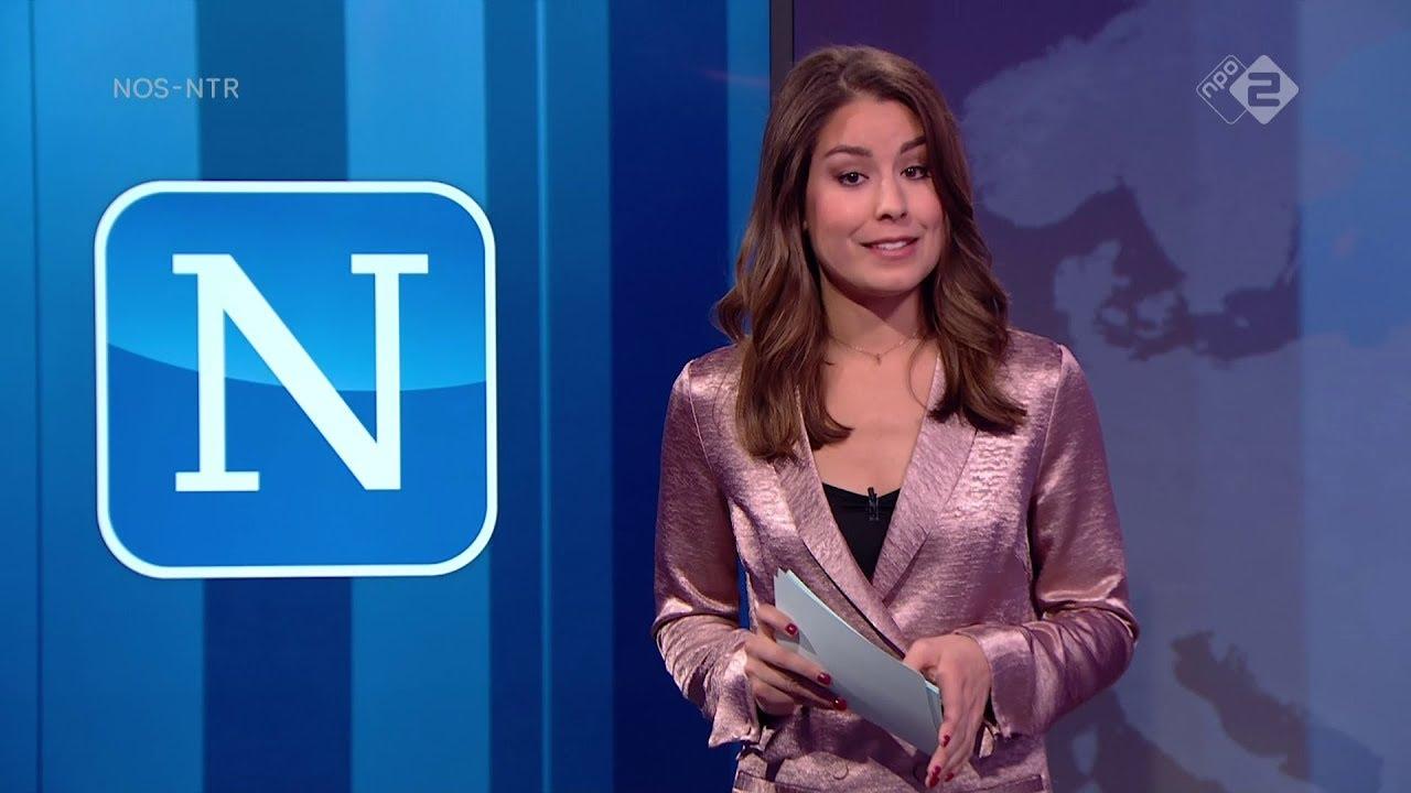 amber brantsen nieuwsuur uitzending 1 februari 2018 nos journaal presentatrice npo2 marielle