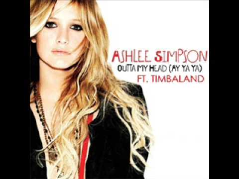 Ashlee Simpson ft. Timbaland - Outta My Head