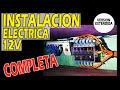?INSTALACION ELECTRICA furgoneta camper,?  lo renovamos TODO?? [Version extendida]