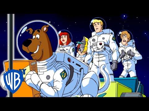 ScooDoo!  Scoo on the Moon!  WB Kids #Scoobtober
