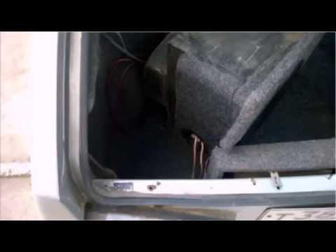видео: Переделываем багажник 2114.2113.2109.