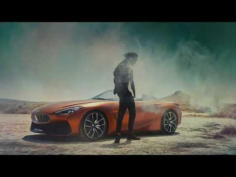 Pebble Beach 2017 - BMW Z4 Concept