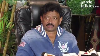 Guns & Thighs Trailer Launch | Ram Gopal Varma