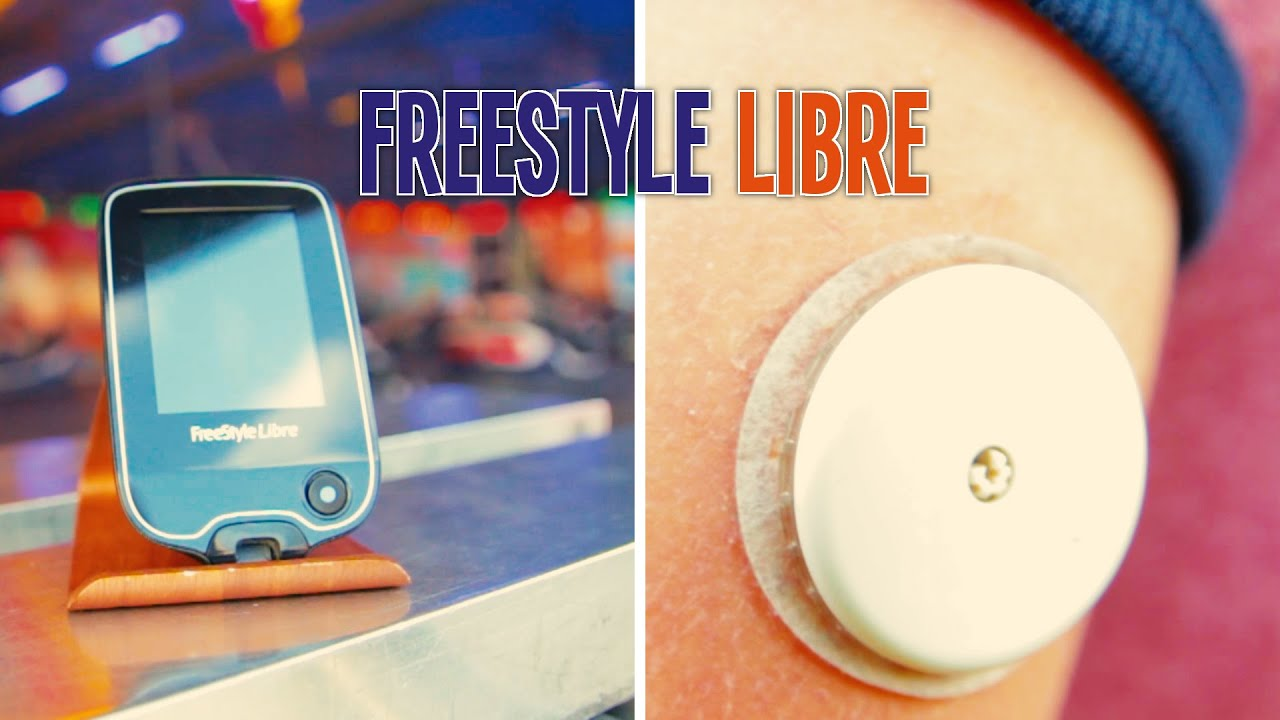 Freestyle Libre - Meine Erfahrung/Review - YouTube