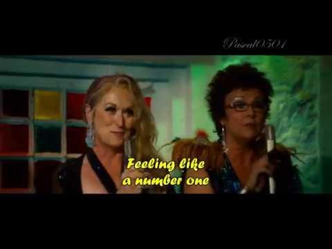 """Mamma Mia! _ """"super trouper"""" + Lyrics HD"""