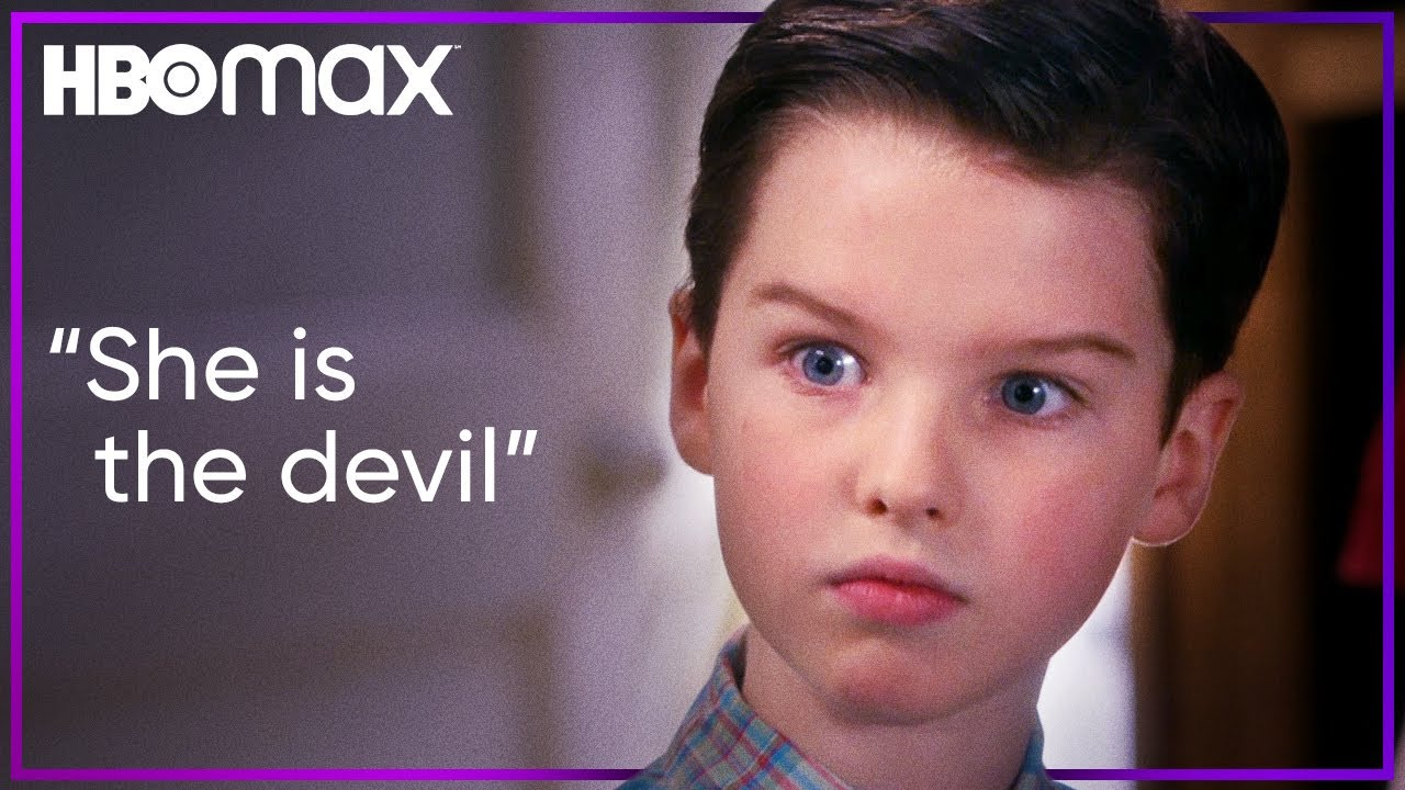 Download Young Sheldon | Fighting Over The Brisket Recipe | HBO Max