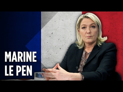Thumbnail: Could Far-Right Leader Marine Le Pen Be France's Next President?