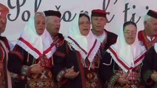 """18. Smotra folklora """"Oj Polačo, nek ti ime traje"""" - Polača 2016"""