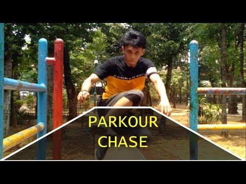 Parkour Chase - Parkour Jakarta