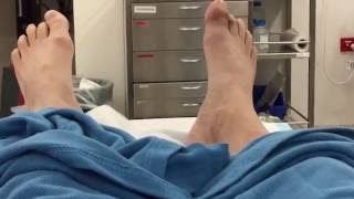 Repeat youtube video Great toe amputation without anaesthetic (very graphic)