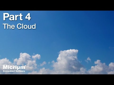 Internet of Things [4/5]: The Cloud