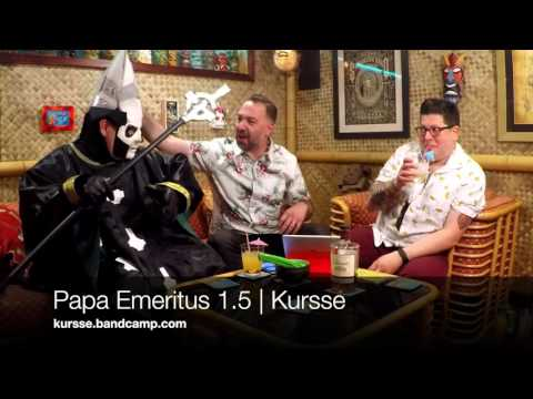 Mai Tai T.V. #13: Ghost's Papa Emeritus 1.5 Interview, Kursse Record Release, Marvel vs. DC