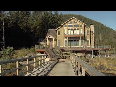 Larry Csonka's Tribute To Alaskan Lodges And Outfitters