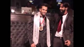 Mr India 2015 Winning Moments