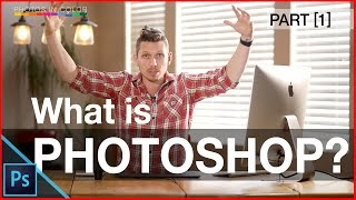 What Is Photoshop? - Photoshop Tutorial For Beginners - Part 1