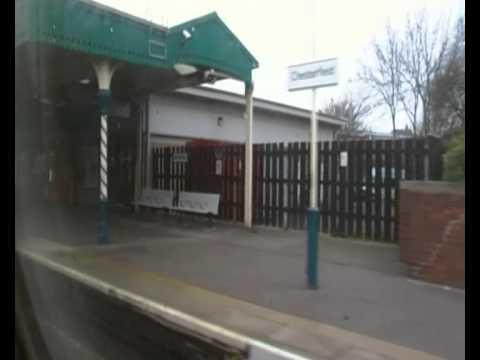 Sheffield to Derby full journey onboard CrossCountry HST