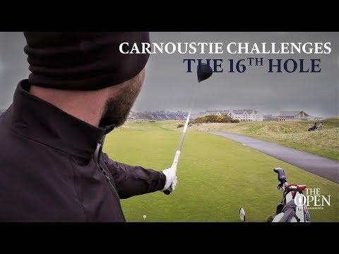 Rick Shiels vs the toughest par 3 in golf | Carnoustie Challenges