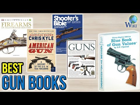 10 Best Gun Books 2017