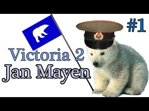 Let's Play: Victoria 2 - Jan Mayen episode 1