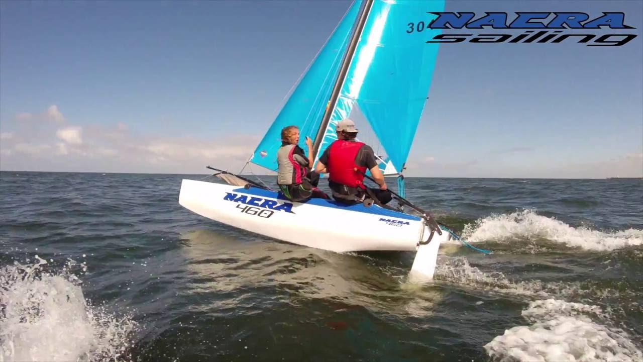 2016 Nacra 460 catamaran