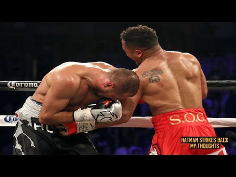 SHOULD ANDRE WARD HAVE BEEN DISQUALIFIED AGAINST SERGEY KOVALEV???