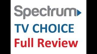 Video spectrum tv choice review demo download MP3, 3GP, MP4, WEBM, AVI, FLV September 2018