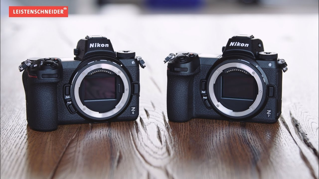 Kurz erklärt | Was kann die neue Nikon Z-Serie? | Systemkamera Nikon ...
