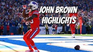 John Brown 2019 Regular Season Highlights