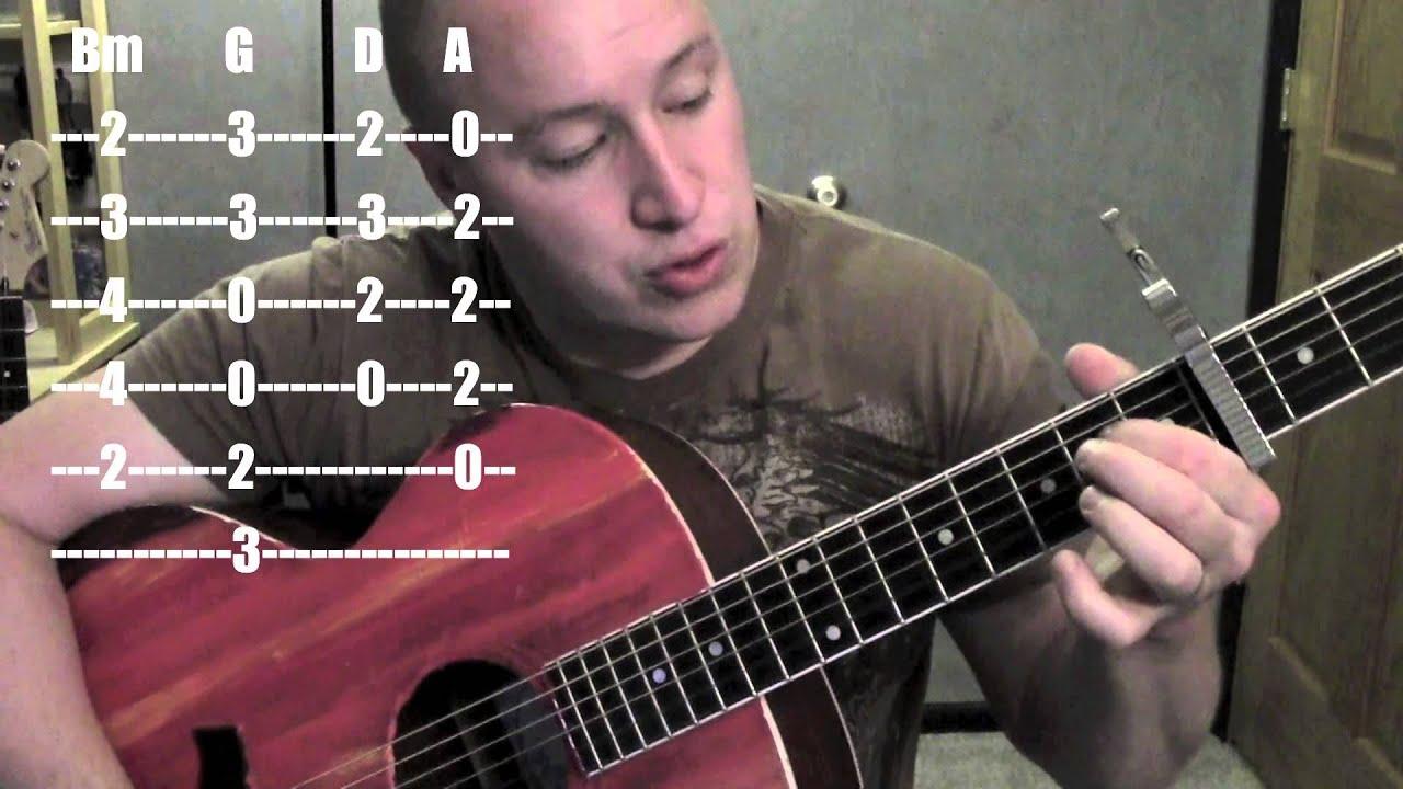 Ooh La La Guitar Lesson Tutorial Standard Chord Version