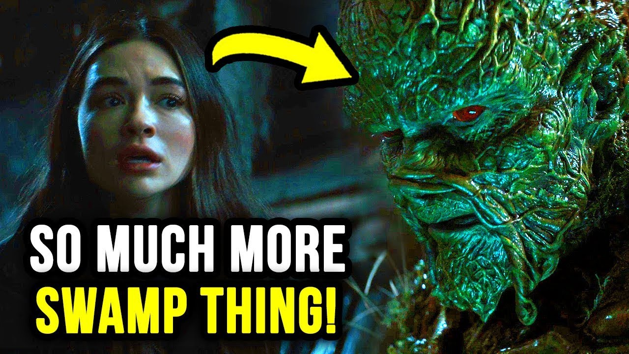 Was THIS Enough Swamp Thing For You?! - Swamp Thing Episode 2 Review