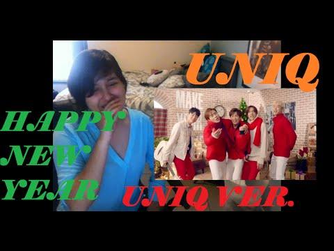 UNIQ Happy New Year (UNIQ Ver.) Reaction